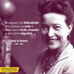 Simone de Beauvoir - a arte de viver