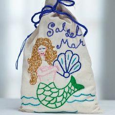 Sal de Mer gourmet salt from the Sea of Cortez. Would a mermaid steer you wrong?