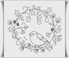 Kuş Boyama Resimleri 5