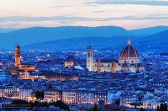 """""""Light for art's light"""" by Emanuele Serraino on 500px - Firenze."""