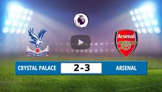 Highlight Video Crystal Palace vs Arsenal - 29 Des 2017