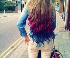 I wonder if I could get my hair to look this awesome.