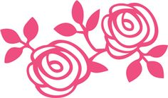 Diseño de la silueta tienda - Ver Diseño # 11453: rama de rosa