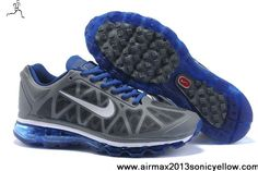 Wholesale Cheap Nike Air Max 2011 Cool Grey Summit White Concord Womens 429890-014 Casual shoes Shop