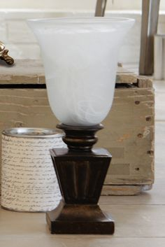 Sconce Style Table Lamp