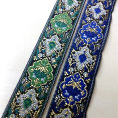 Find More Lace Information about 2cm 20mm 7/8'' beautiful green blue ethnic floral rhombus gold filigree costume beding laciness national jacquard ribbon webbing,High Quality ribbon slider,China ribbon cutter Suppliers, Cheap ribbon wrapping from China Collection on Aliexpress.com