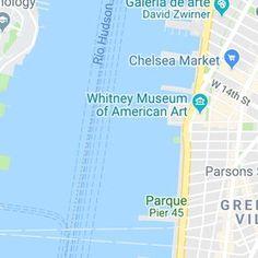 Un precioso paseo por Chelsea Market y la High Line