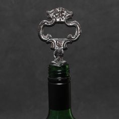 Vintage Iron Bottle Stopper