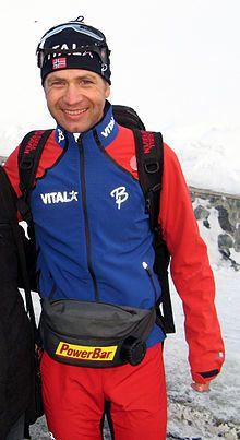 Ole Einar Bjorndalen - Norway