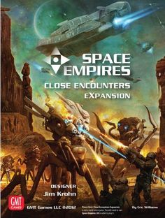 Space Empires 4x: Close Encounters