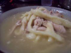 The Farm Girl Recipes: Homemade Chicken Noodle Soup