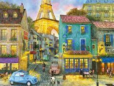 Artist Dominic Davison (540 pieces)