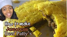 How to make Jamaican Beef Patty's Jamaican Cuisine, Jamaican Dishes, Jamaican Recipes, Jamaican Beef Patties, Jamaican Patty, Air Fryer Dinner Recipes, Snack Recipes, Cooking Recipes, Healthy Recipes