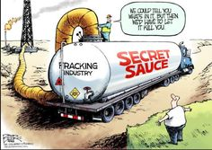 Fracking ≈ Another blood sucking industry here to fook the entire planet and all living species. These are revolting people with greed on mind, at all cost!