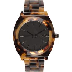 Another captivating tortoise shell watch