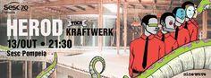 Herod mostra Kraftwerk com nova roupagem - http://bitsmag.com.br/bits-madrugada/herod-mostra-kraftwerk-com-nova-roupagem.html #Bitsmag #BitsmagTV #cultura #viagem #madrugada #noite #musica #streetart #artepop #hoteisboutique #seriados #lifestyle #streaming #netflix