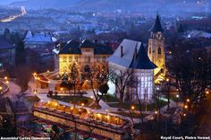 Romania Landscape | Romania Piatra Neamt, Romania city Royal Court beautiful landscape