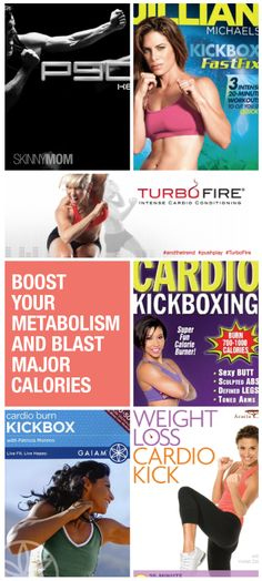 Kick it in gear with these kickboxing DVDs!