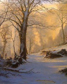 Alan Kingwell - Morning Glow