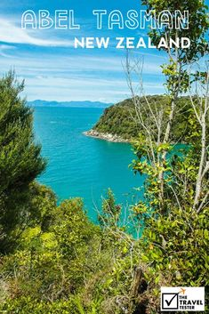 Our best tips for a Kayak trip in the Abel Tasman National Park on the South Island of New Zealand with The Sea Kayak Company | The Travel Tester