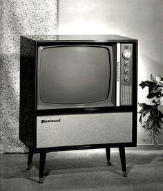 Publicidad televisor FLEETWOOD, 1960.