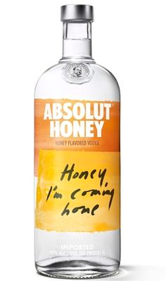 Absolut Special Honey | Online Kopen & Bestellen | Whisky, Gin, Vodka, Rum, Gin, Absinth