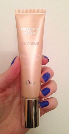 Review, Swatches: Dior Diorskin Nude BB Creme #bstat