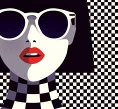 Malika Favre | Handsome Frank Illustration Agency  ~Repinned Via no more ivory