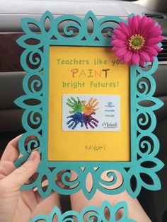 Preschool Teacher Gift