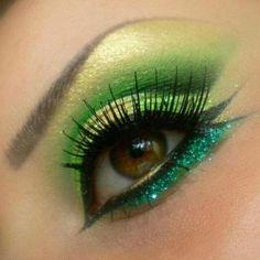 Best Ideas For Makeup Tutorials Picture Description green eye makeup for brown eyes Green Eye Makeup Tutorial - #Makeup https://glamfashion.net/beauty/make-up/best-ideas-for-makeup-tutorials-green-eye-makeup-for-brown-eyes-green-eye-makeup-tutorial/