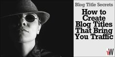 Blog Title, Sales Letter, Success And Failure, Creating A Blog, Content Marketing, Repurpose, Platforms, Benefit, The Secret