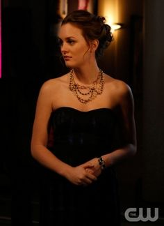 """""""Remains of the J""""  Pictured: Leighton Meester as Blair  Photo Credit: Giovanni Rufino / The CW  © 2009 The CW Network, LLC. All Rights Reserved."""