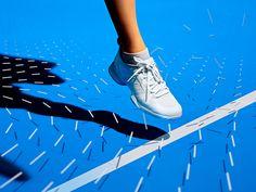 Animated Graphics: Adidas by Stella McCartney Barricade SS15