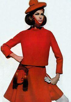 Photo by Penn. Vogue 1966