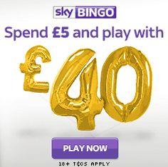 sky bingo promo code