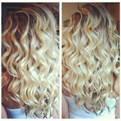 i want my hair to look like this everyday...thinking about getting a perm