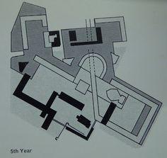 Unit 3: Barbican Plans Buckingham Palace London, Barbican, Chevrolet Logo, Diagram, Brutally Honest, The Unit, How To Plan, Architects, Models