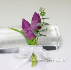 Find your best suited corsage for your wedding only at www.lavenderloveflorist.com.sg Flowers Singapore, Corsage, Glass Vase, Finding Yourself, Plants, Wedding, Woman, Home Decor, Valentines Day Weddings