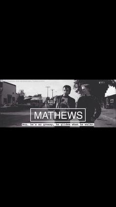 Keith Mathews aka two bit