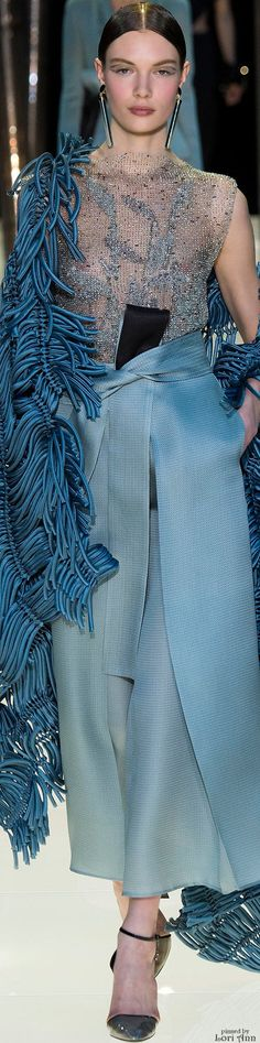 Armani Privé Couture Spring 2015 jaglady