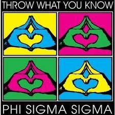 Phi Sigma Sigma <3
