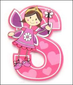S is for Sophie the Ballerina