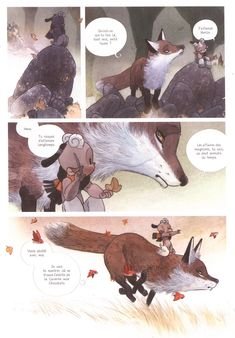 Charles Vess & Greenman Press » 10 artists that I like: #10 Man Arenas