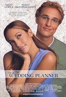 The Wedding Planner is a sweet romantic comedy about a groom (Matthew McConaughey) who discovers he is more interested in his highly organized, but quirky wedding planner (Jennifer Lopez) than his long-time fiancee. Matthew Mcconaughey, Dirty Dancing, Old Movies, Great Movies, Girly Movies, Good Movies To Watch, Awesome Movies, Indie Movies, See Movie