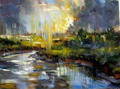 The Last of a Kiawah Rain - Rick Reinert