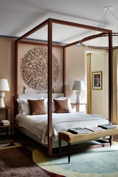 Beautiful modern bedroom decorating ideas with 20 designs