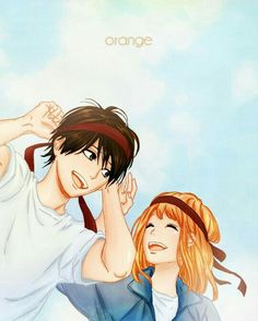 Kakeru & Naho|Orange