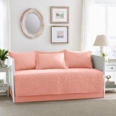 Felicity Ivory 5-Piece Daybed Set by Laura Ashley
