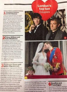 So, um, THIS EXISTS. *flails* (Please direction your attention to couple #1.) Can someone please tell me what publication this is from??