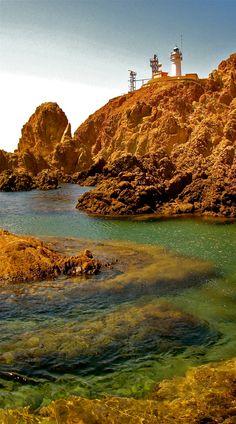 """""""Faro del Cabo de Gata"""" by Py Cuore, via 500px."""